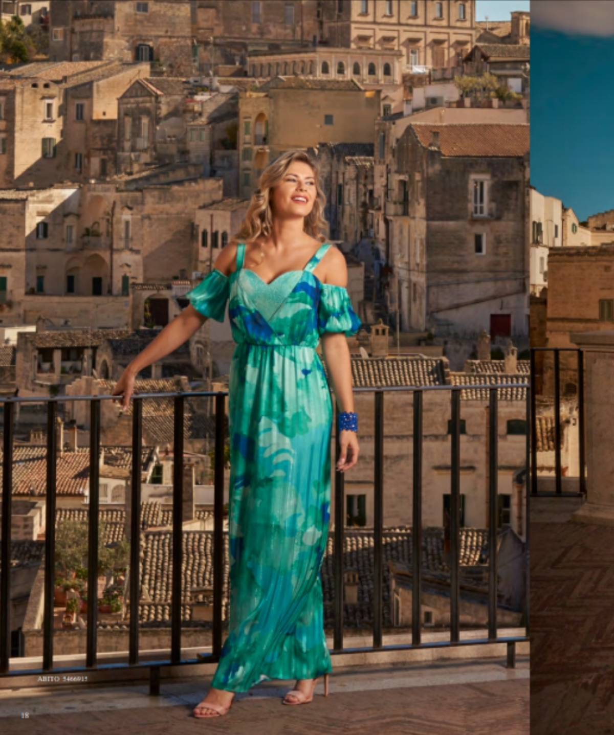 ABITO DRESS COLLECTION EXSY ITALIA 2020