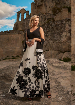 ABITO DRESS COLLECTION 2020 EXSY ITALIA